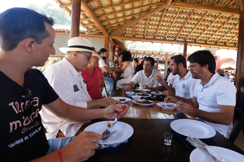 Presidente do Esporte Clube Bahia reafirma compromisso com a agricultura familiar